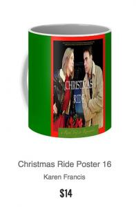 Art Promotions Presents Movie Poster Coffee Mugs For CHRISTMAS RIDE Film